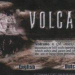 Het beginscherm van Volcanoes Online