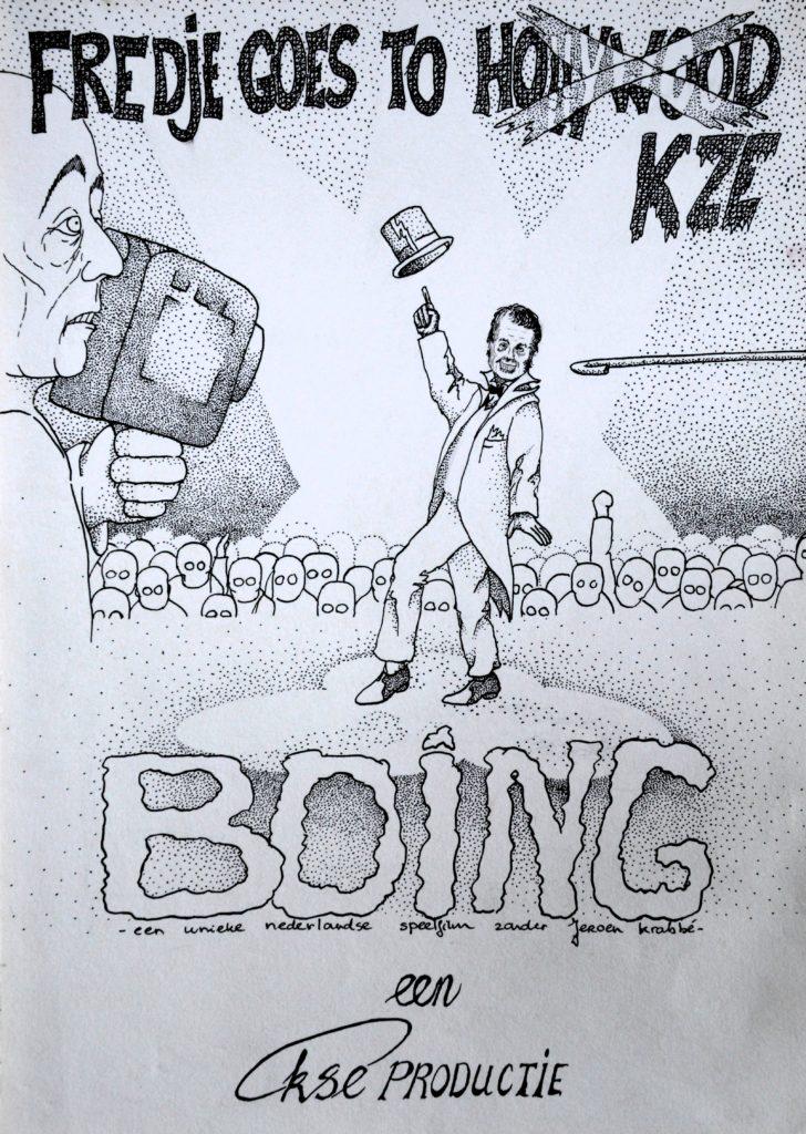 Poster voor 'BOING'