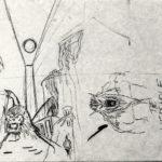 Brainstorm voor 'De verlaten stad'