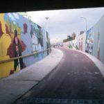 Impressie tweede tunnel in zuidelijke richting