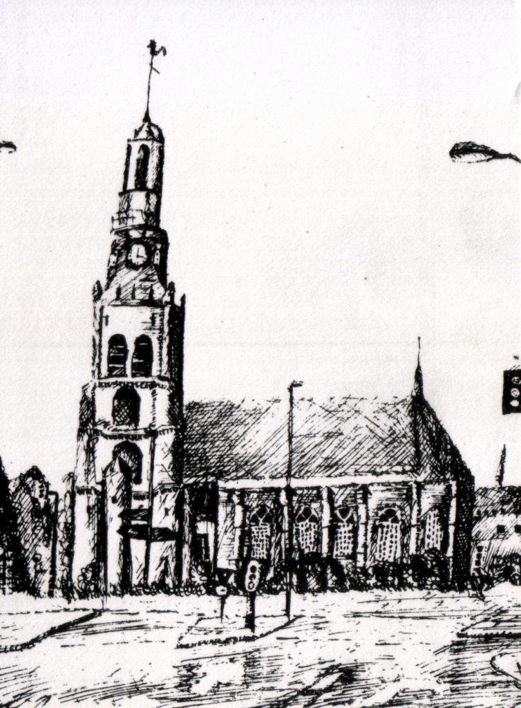 Marc Hense Hervormde Kerk
