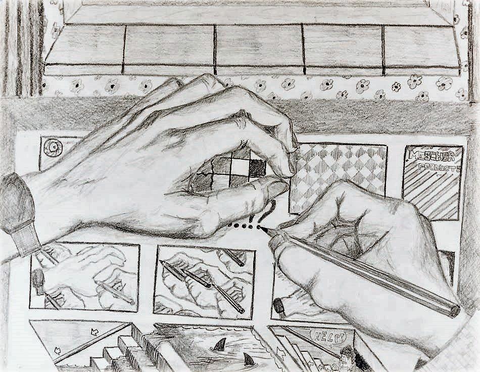 1983 Mijn handen zijn bezig, Vwo4
