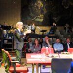 8. Paul Rosemuller tijdens zijn betoog