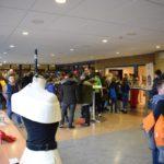 Overzicht van de expo tijdens de Open Dag (foto: Stella Marijnissen)