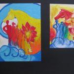 13. Kleur en Compositie studies