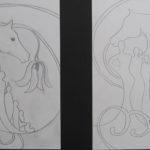9. Compositie studies