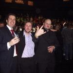 Met Eric en Arjen bij de Exposure finale