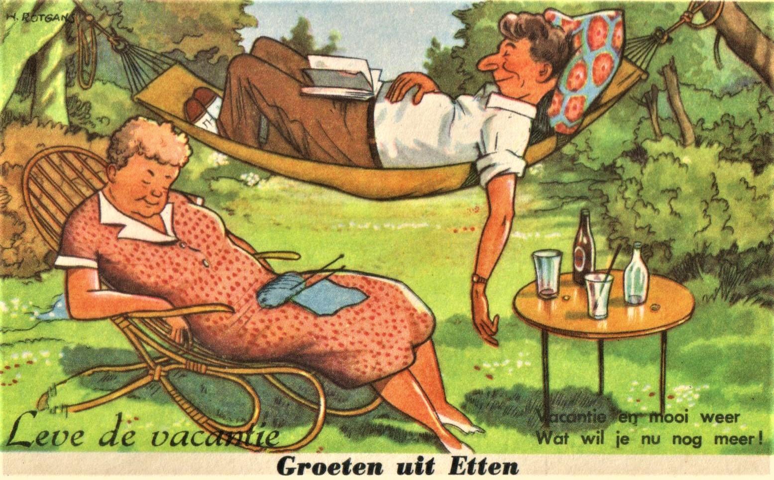 Groeten uit Etten-Leur en fijne vakantie!
