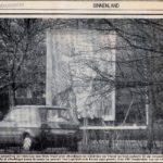 Foto NRC 14 maart 1990