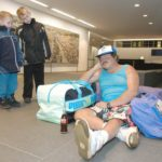 Duane Hanson: Toerist
