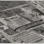 Zo zag de drukkerij er uit in 1960....