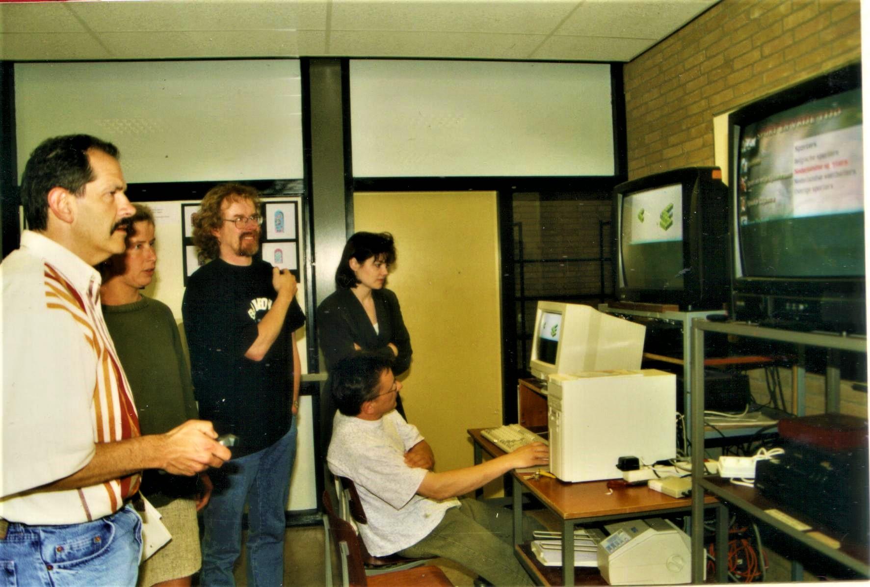 1997 studiedag Peter van Heusden