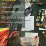 Info over het atelier