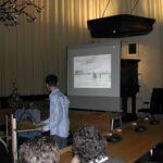 Presentatie in de Raadzaal