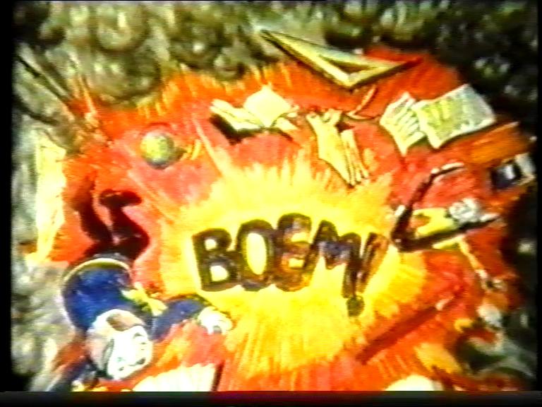 Schermafdruk van de animatie