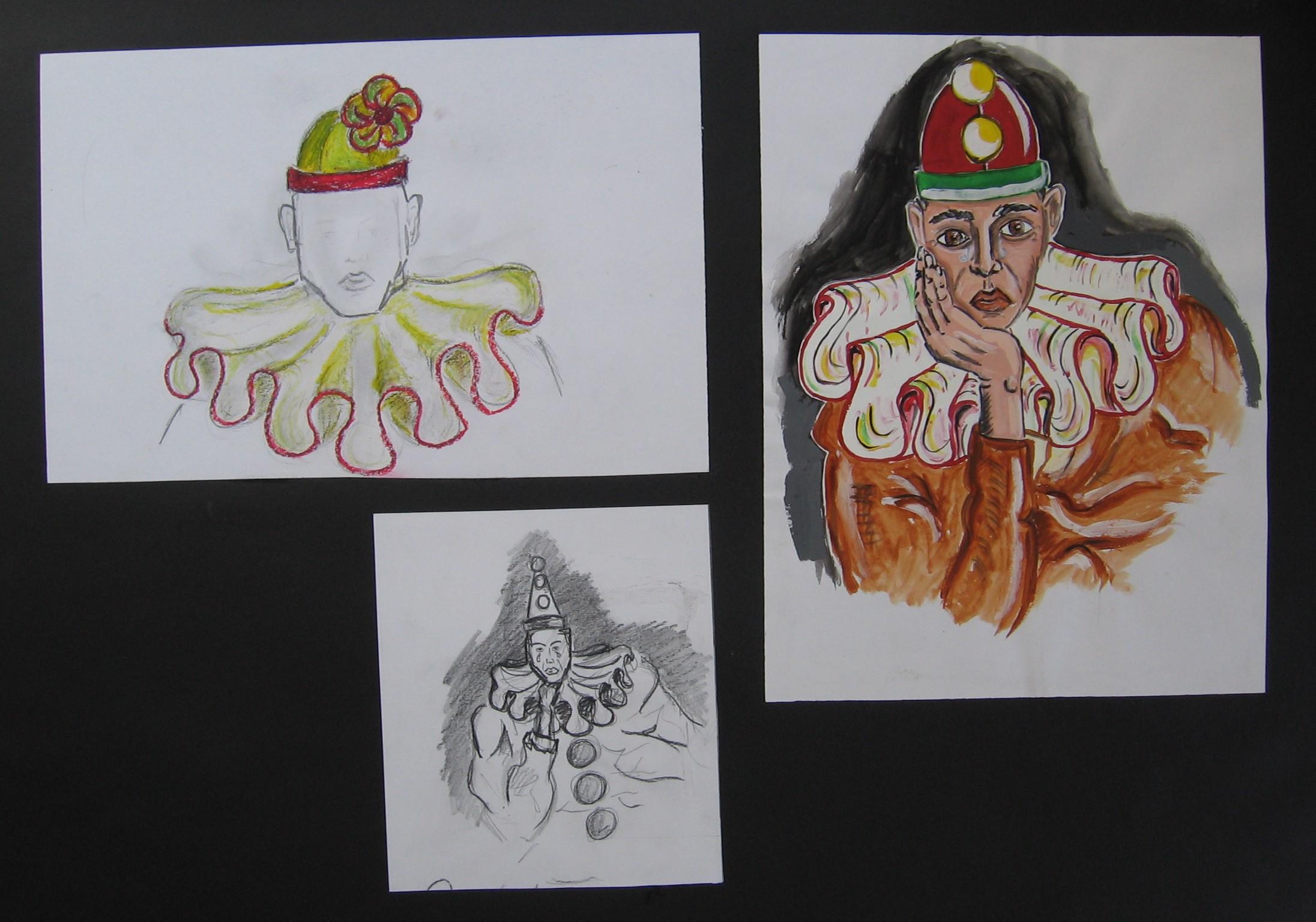 Schoolexamen schetsen 'Feest?' Vwo6