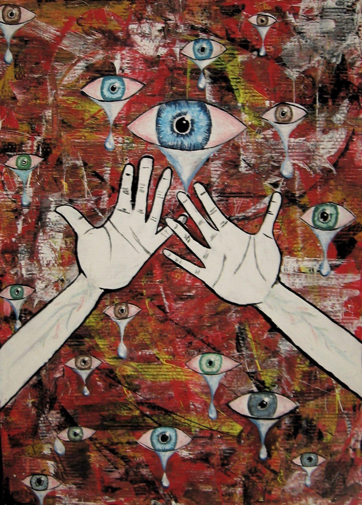Statie 8: De wenende vrouwen