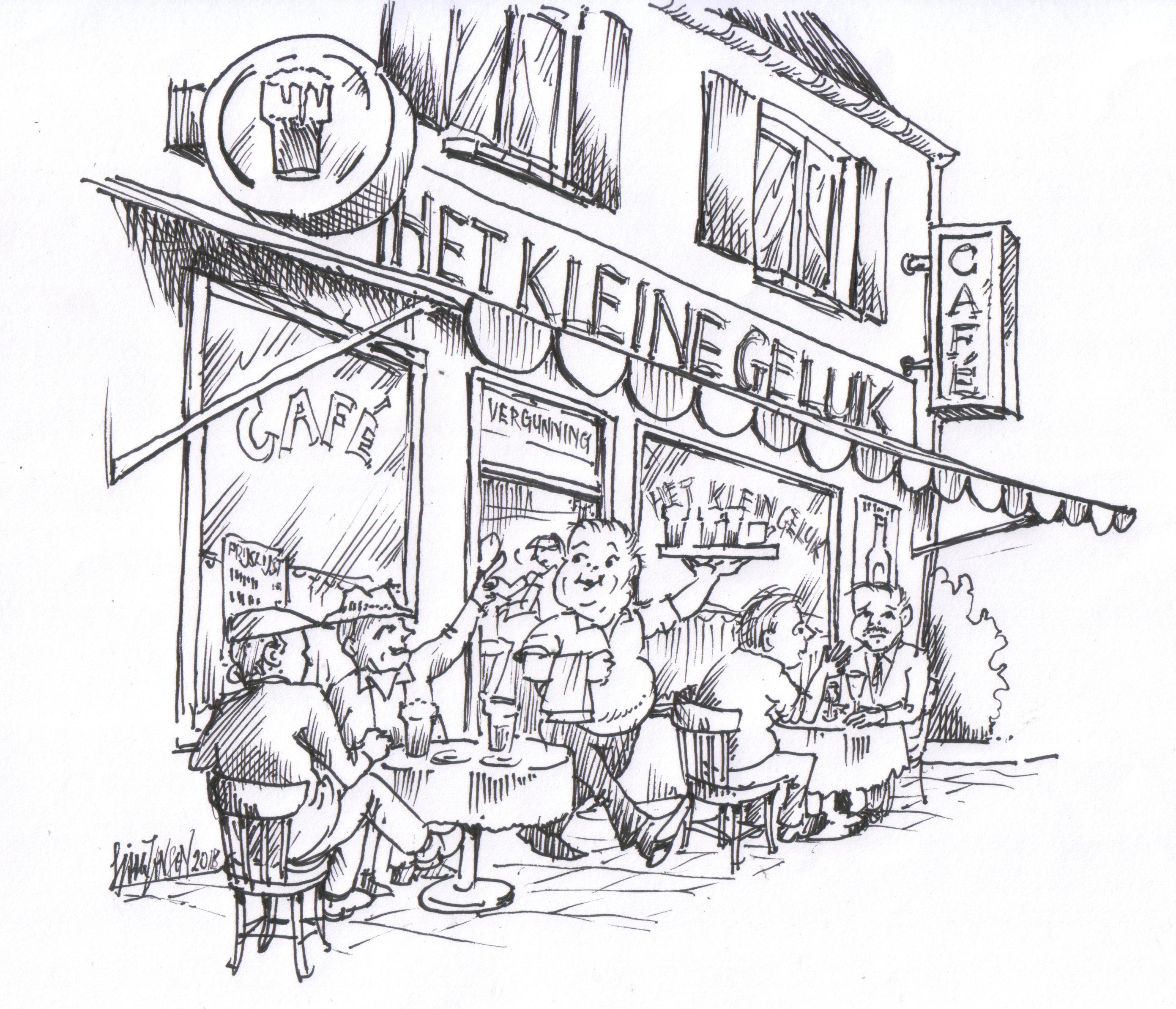 Cafe Het Kleine Geluk