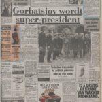6 1990 Telegraaf