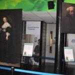 Een levensgroot Oopjen en een zelfportret van Rembrandt zijn ook te zien.