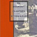 Omslag begraafplaatsen in Etten-Leur