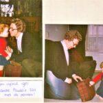 1981 Zr. Marie Virgo als oppas met dochterlief