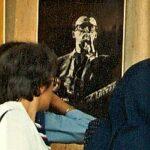 Elvis Costello door Erwin