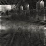 1. Fog at Arsenale Venice - experiment fog (sketch 26-07-2020 visit 25-10-2016) A4 HB