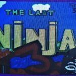 Last Ninja 3 getekend door Martin