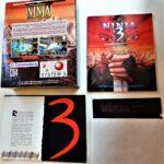 Last Ninja3 originele doos