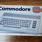 C64 originele doos 1989