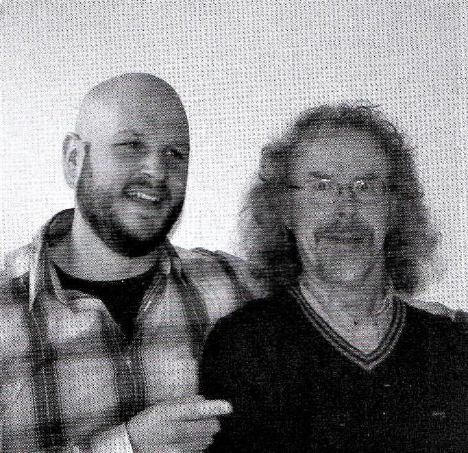 2008 Samen op de foto voor het jaarboek