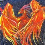 Kop en vleugels