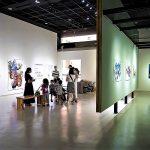 Beeld van de expositie